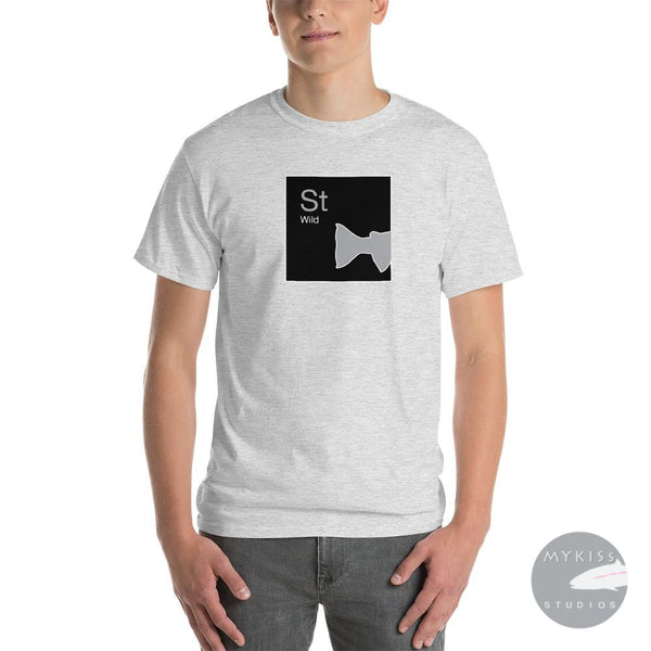 Steelhead Periodic Table T-Shirt-Tails Ash / S Shirt