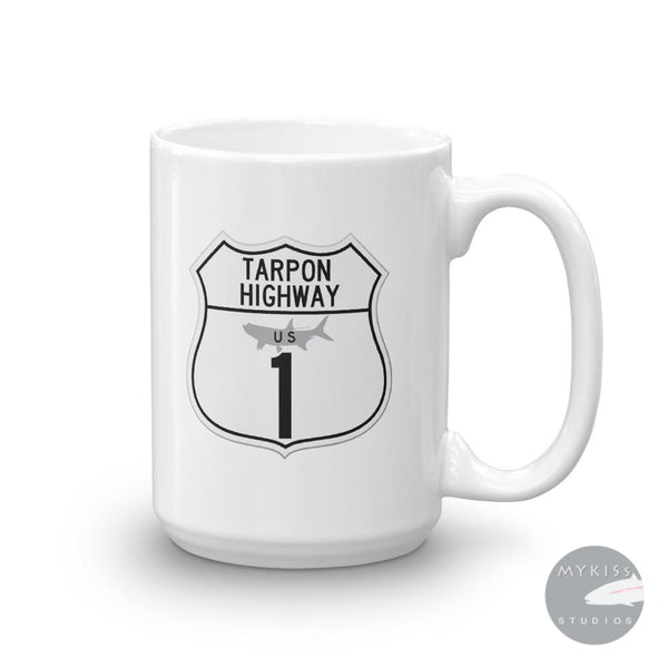 Tarpon Highway Coffee Mug