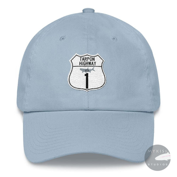 Tarpon Highway Hat Light Blue