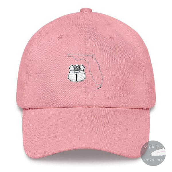 Tarpon Highway Limited Florida Edition Pink Hat