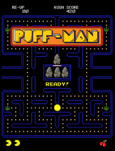 "The ""Puff Man"" Box - The Hall of Famer - April 2019"