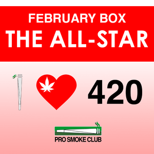 420 Love Box - The All-Star - February 2019