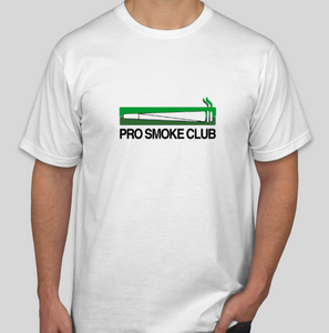 Pro Smoke Club Men's T - Shirt