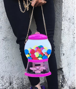 GumBall Machine Bag