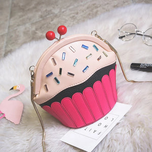 Cupcake w/ Sprinkles Bag