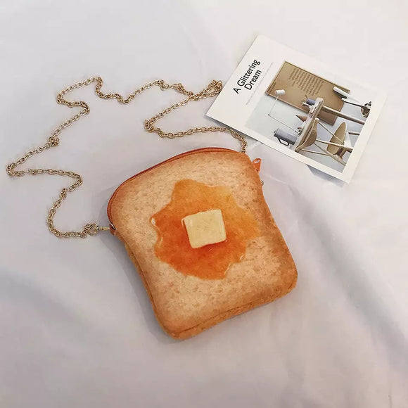 Butter on Toast Bag