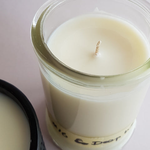 Kerax soy candle perfect adhesion