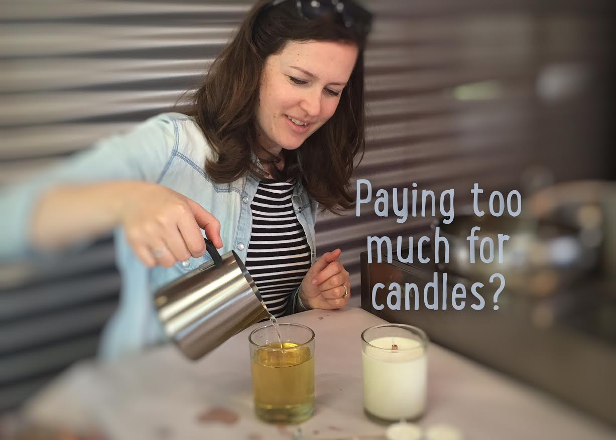 Paying Too Much for Candles?