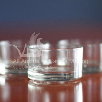 Tea Light Cups - Glass