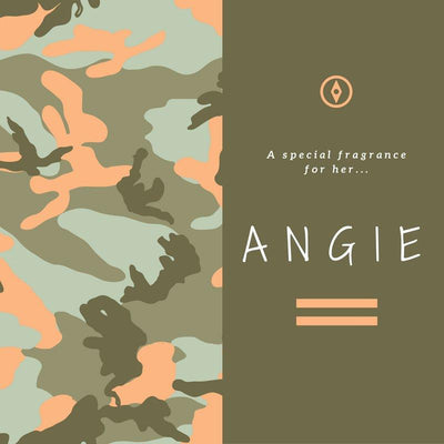 Angie Candle Fragrance