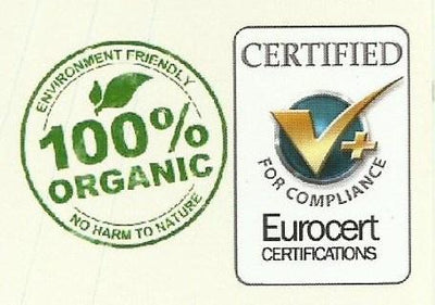 Bleached Beeswax, 100% Pure - Pellet Form - Certified Organic