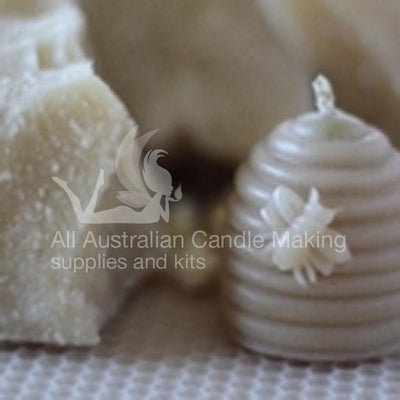 Australian Beeswax, 100% Pure - Block Form