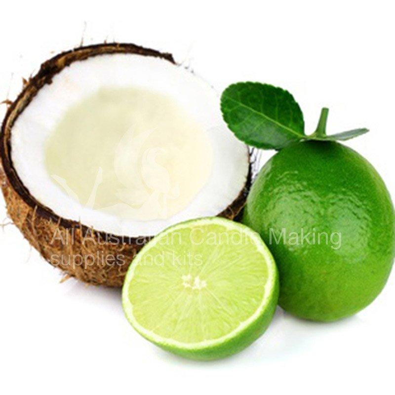 Coconut and Lime Candle Fragrance