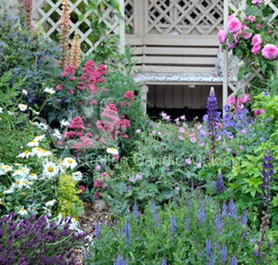 Cottage Garden Essential Oil