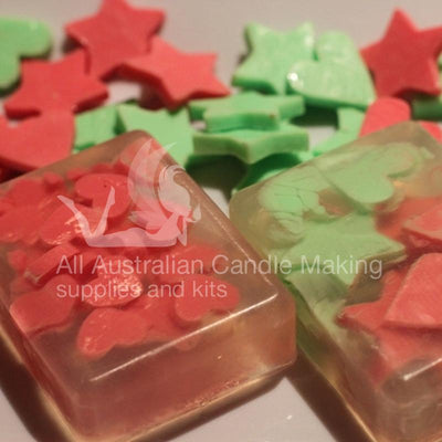 Embed Soap Kit