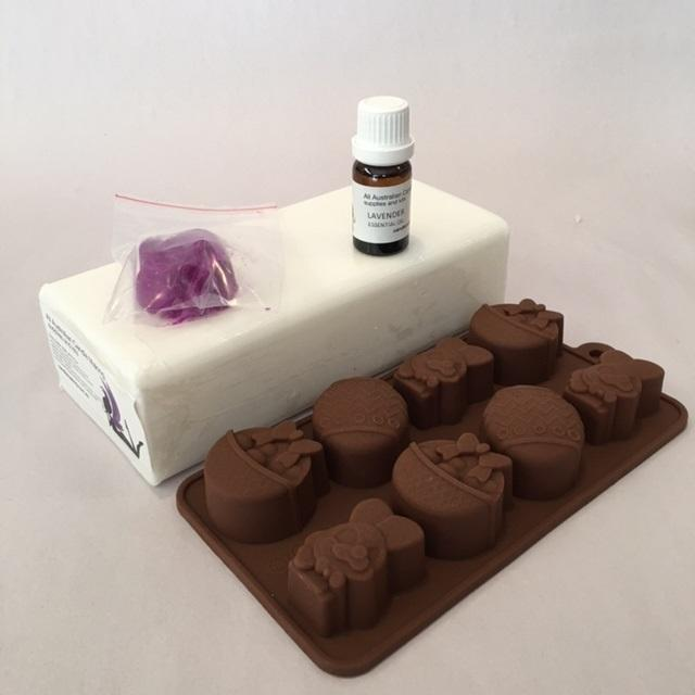 Easter Soap Kit - choice of mould