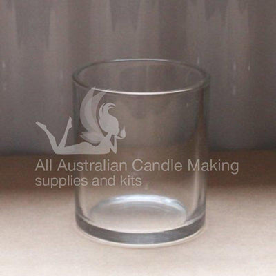 Large Candle Glass - Clear