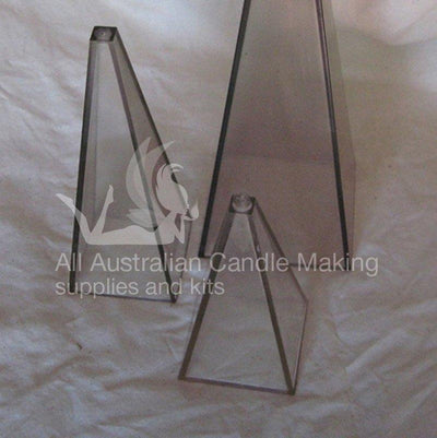 Pyramid - premium  PVC Candle Mould