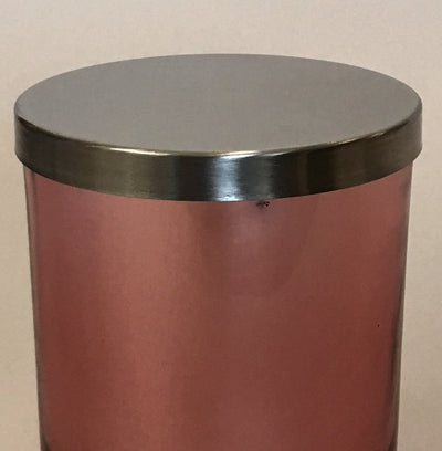 Small-Medium Silver Lid