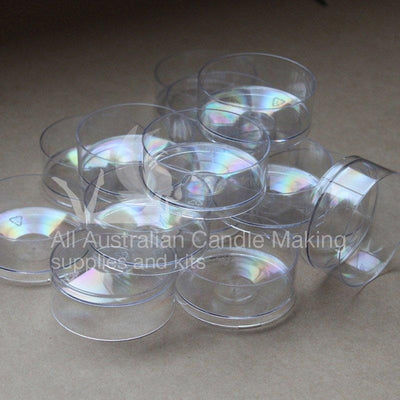 Tea Light Cups - Plastic Maxi