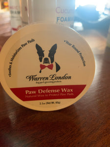 Paw Defense Wax