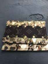 Upcycle LV wallet