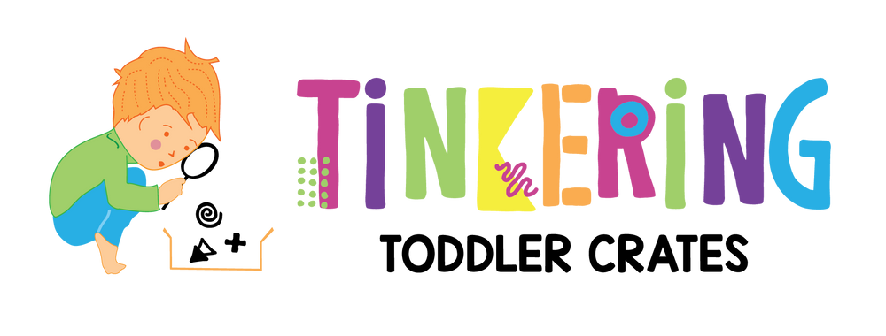 Tinkering Toddler Crates LLC Logo