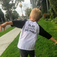 Play. Learn. Get Messy! Toddler T-Shirt