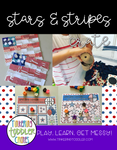 Stars and Stripes Crate