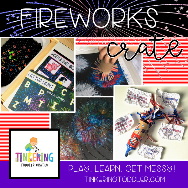FIREWORKS Crate