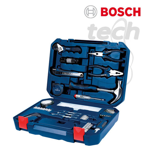 Hand Tool Kit All-in-One Bosch 108 Piece Multi Function
