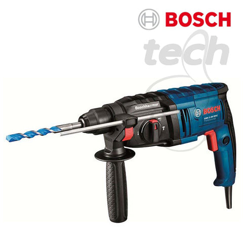Mesin Bor Rotary Hammer + Demolition Bosch GBH 2-20 DRE Professional