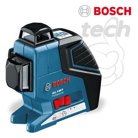Laser Level Bosch GLL 3-80 P Professional