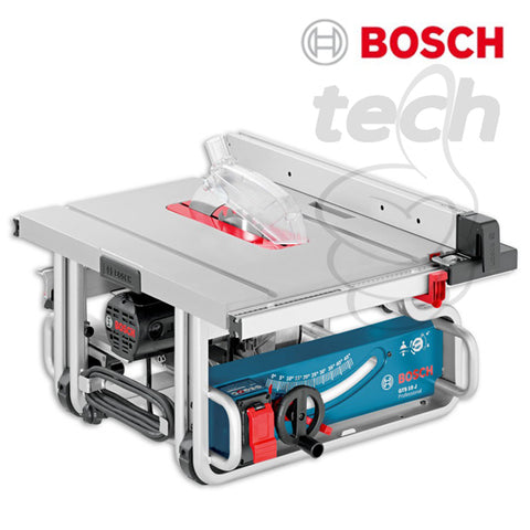 "Mesin Table Saw 10"" Bosch GTS 10 J Professional"