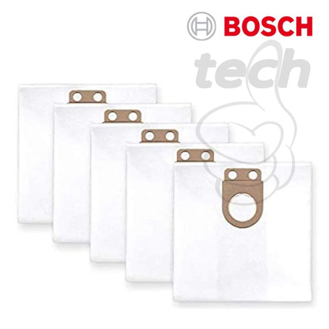 Dust Bag for Vacuum Cleaner Bosch GAS 15 / GAS 50 - 5pcs/pack