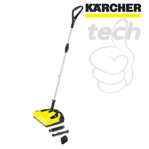 Cordless Electric Broom Karcher K 55 Plus