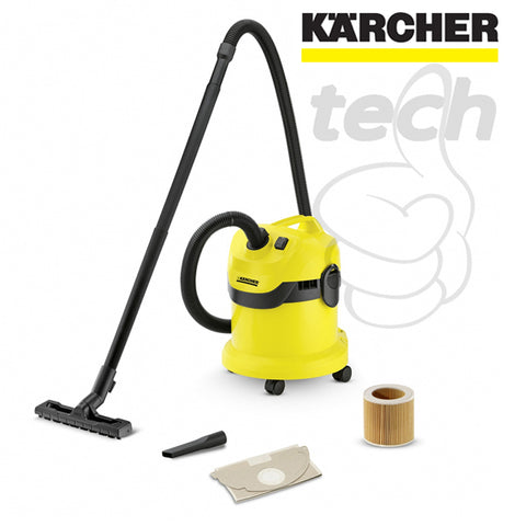 Vacuum Cleaner Wet & Dry Karcher WD 2