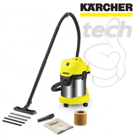 Vacuum Cleaner Wet & Dry Karcher WD 3 Premium