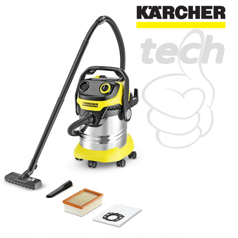 Vacuum Cleaner Wet & Dry  Karcher WD 5 Premium