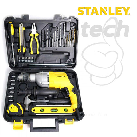 Mesin Bor Tembok Stanley STDH7213V - Value Pack