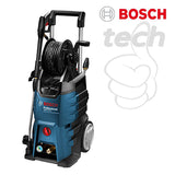 High Pressure Cleaner + Hose Reel Bosch GHP 5-75 X Professional