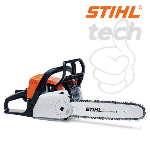 "Mesin Potong Kayu Chainsaw STIHL MS 180 (16"")"