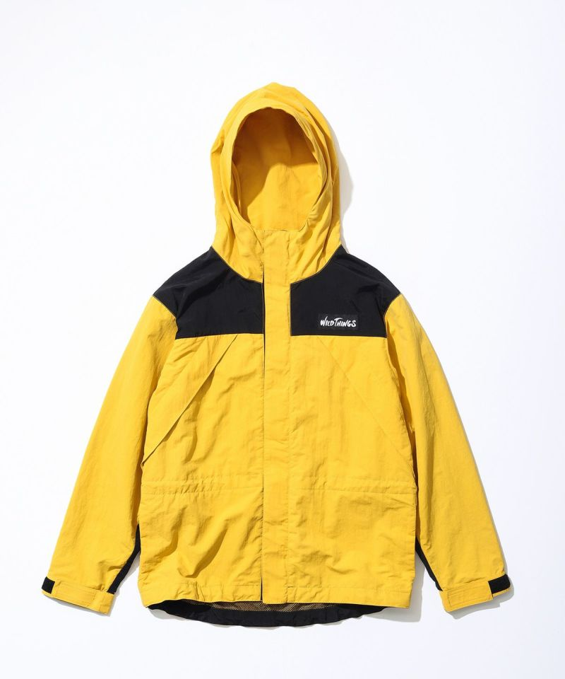 Wild Things Chamonix Jacket Mustard