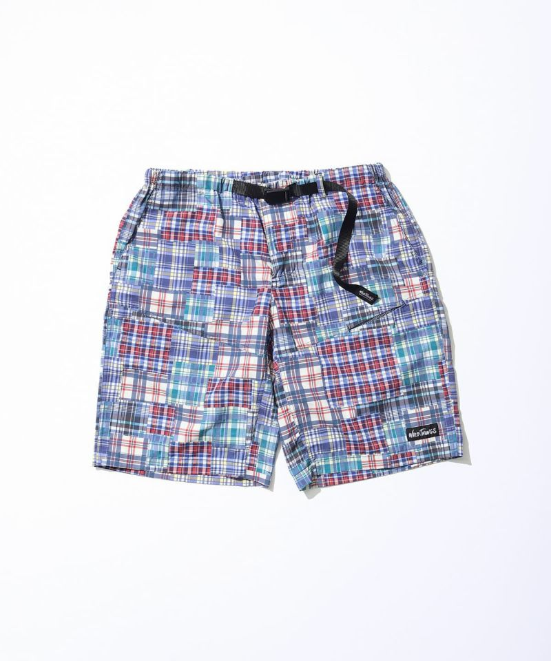 Wild Things Camp Shorts Patchwork