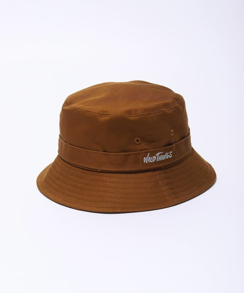 Wild Things Bucket Hat Coyote