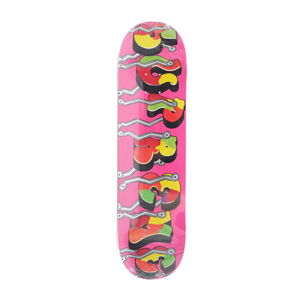 Supreme Blade Whole Car Skateboard Pink