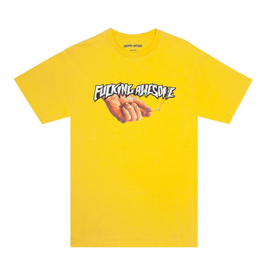 FUCKING AWESOME Pyro Tee (Yellow)