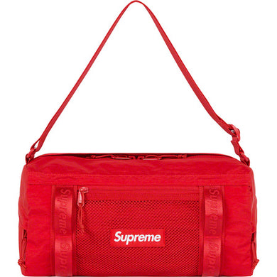 Supreme Mini Duffle Bag Red