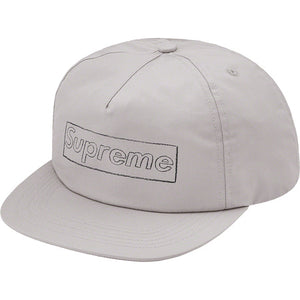 Supreme Kaws Logo 5-Panel Grey
