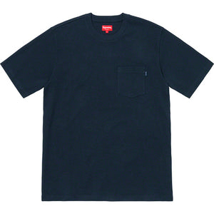 Pocket Tee (Navy)